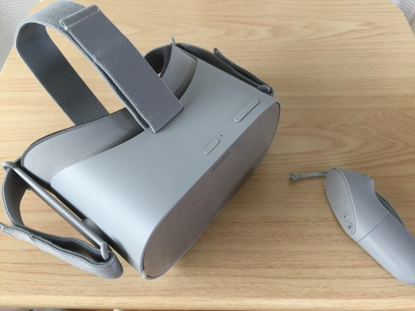 Oculus Go 実物画像
