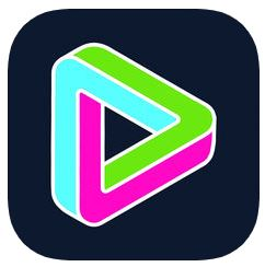 Dimension Player アプリ