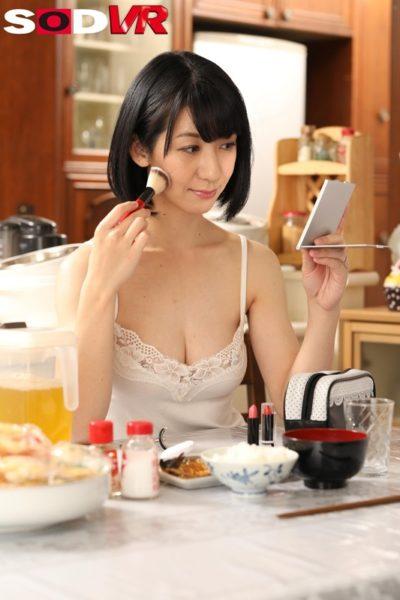 本庄瞳さんの形の良いおっぱいを是非VR作品で!