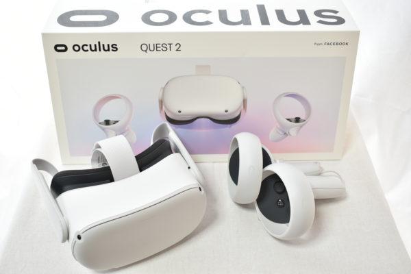 OculusQuest2 本体