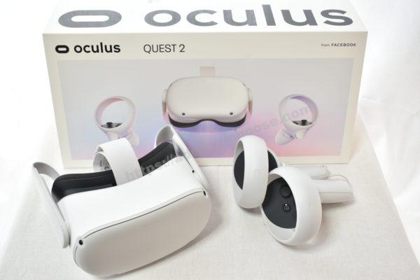 OculusQuest2実物